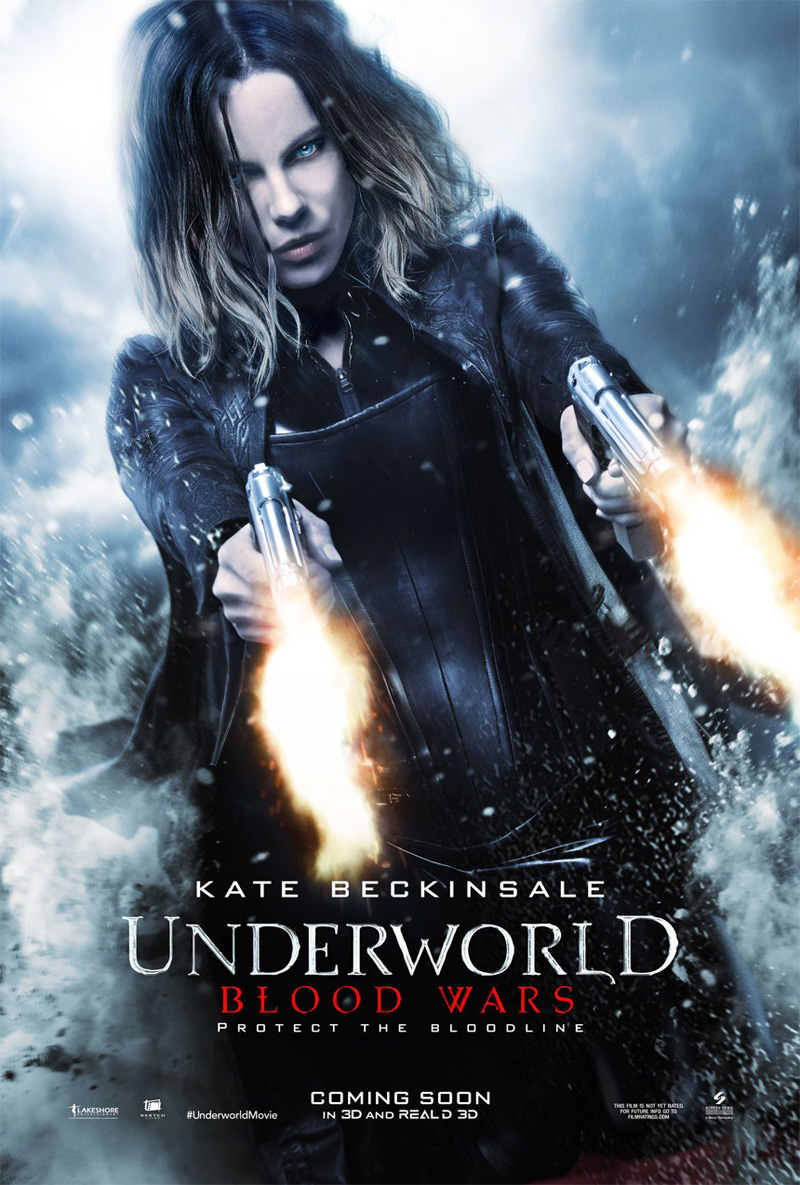 Underworld 5 film review: let the Blood Wars begin