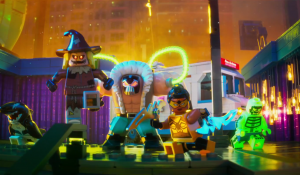 Lego Batman trailer unleashes the Dark Knight's rogues gallery