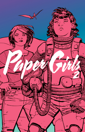 Paper Girls: Volume 2 graphic novel review