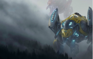 Power Rangers poster activates the Zords
