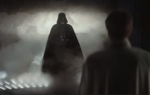 Rogue One: Gareth Edwards on meeting Darth Vader