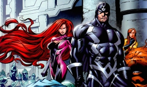 Inhumans TV series lands Iron Fist showrunner
