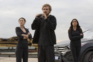Iron Fist new pics show Danny Rand, Claire Temple and more