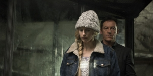 """You've got no idea what's coming!"" – Jason Isaacs and Zal Batmanglij on The OA"