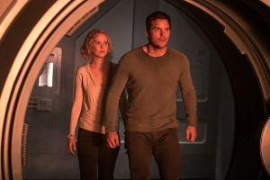 Passengers film review: lost in space?