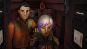 Star Wars Rebels confirms Rogue One cast member for Season 3