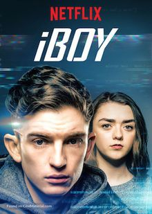 iBoy film review: Netflix does Brit superheroics