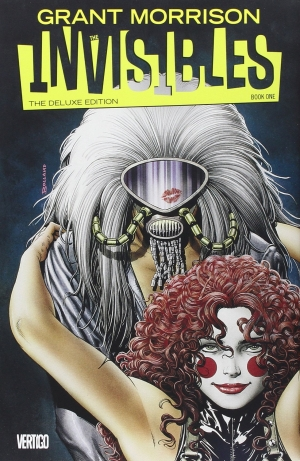 The Invisibles: Book 1 by Grant Morrison graphic novel review