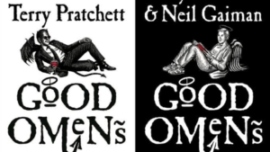 Good Omens TV series confirmed, Neil Gaiman will write every episode