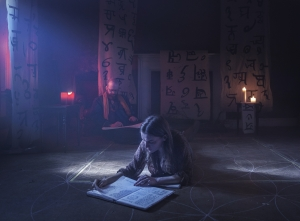 A Dark Song trailer for British horror performs a dangerous rite