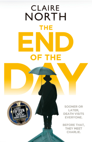 The End Of The Day by Claire North cover reveal