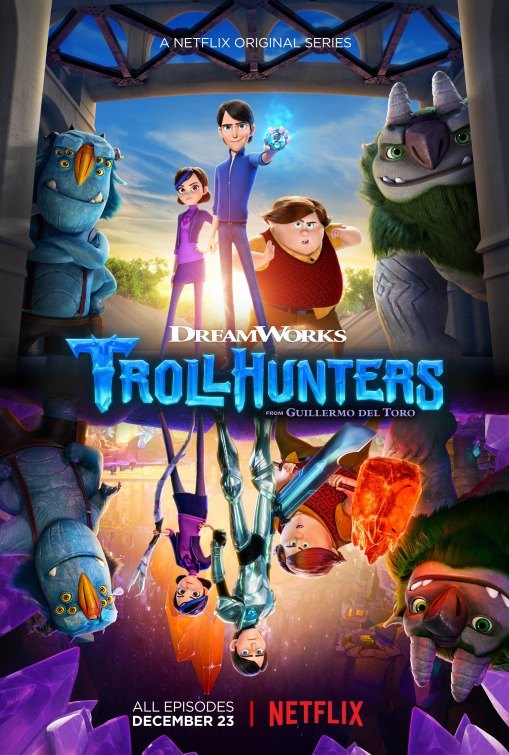 Trollhunters review: Does Del Toro deliver?