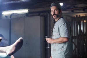 Mute first look at Duncan Jones' new sci-fi starring Paul Rudd