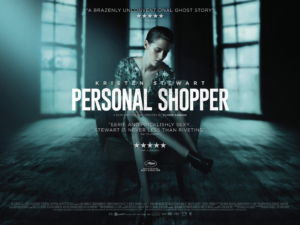 Personal Shopper poster keeps its secrets well