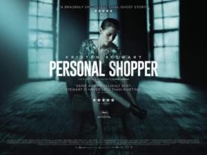 Personal Shopper poster keeps its secrets well