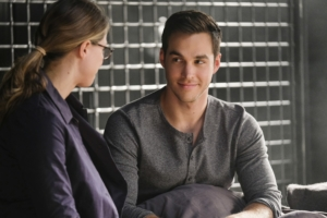 Supergirl: Chris Wood on Mon-El's hero's journey