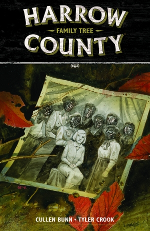 Harrow County Volume 4: Family Tree by Cullen Bunn graphic novel review