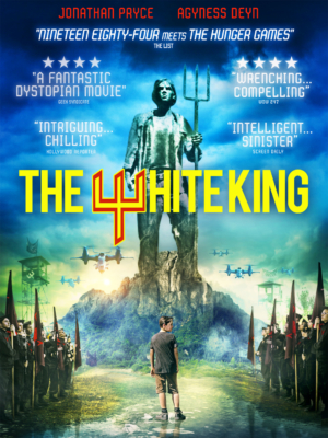 WIN AN ADVENTURE DVD BUNDLE WITH OUR THE WHITE KING COMPETITION