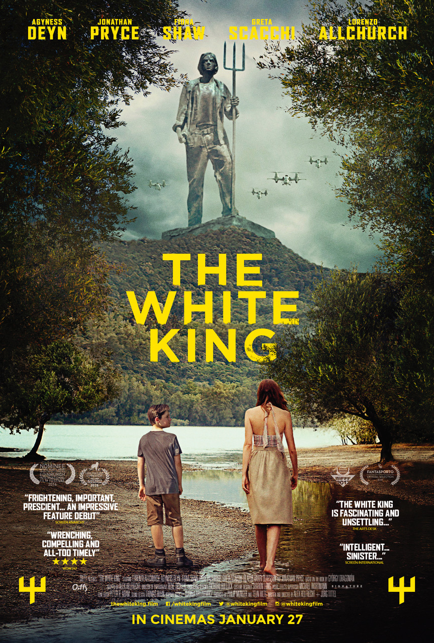 The White King film review: within-reach dystopia