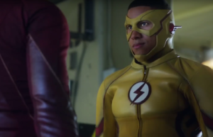 The Flash mid-season trailer has Barry fretting about the future
