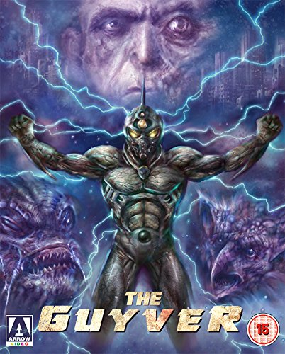 The Guyver Blu-ray review: no, it's not him