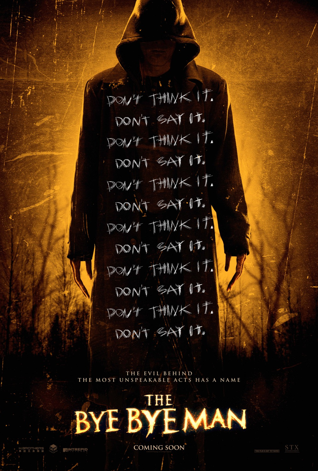 The Bye Bye Man film review – Don't think it, don't say it, don't see it?