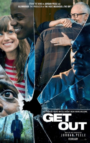 Get Out new poster for Jordan Peele's horror has a killer tagline