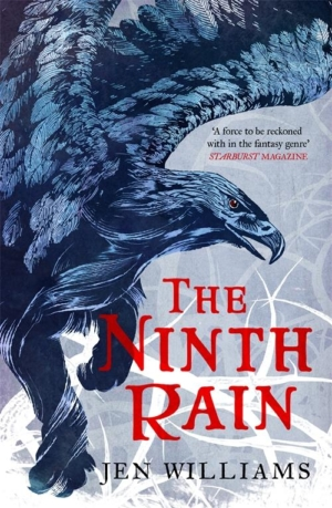 The Ninth Rain by Jen Williams book review