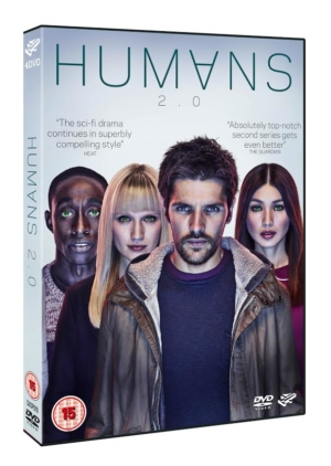 Win Humans Series 1-2 on DVD with our competition!