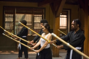 Marvel's Iron Fist new images get down to business