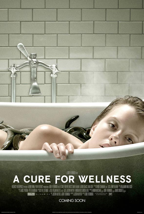 A Cure For Wellness film review – eye-watering treatment