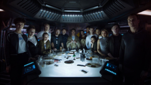 Alien: Covenant group photo is here, place your bets