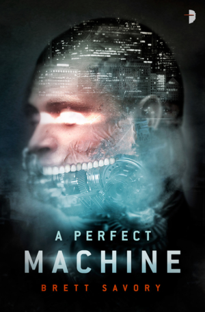 A Perfect Machine author Brett Savory on body horror
