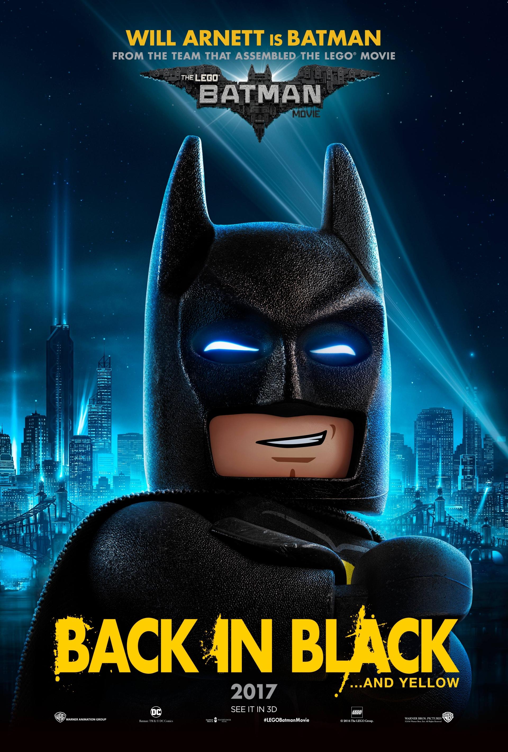 The LEGO Batman Movie film review: the Batman movie we deserve