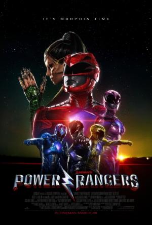 Power Rangers new UK poster goes epic