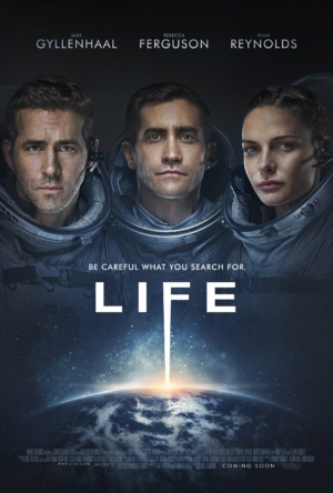 Life new poster sends a chilling, chiselled message