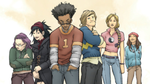 Marvel's Runaways TV series reveals its new cast