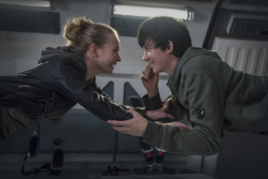 The Space Between Us film review: the teen who fell to Earth