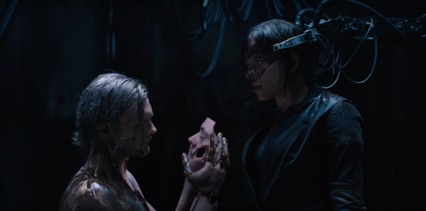 Ghost In The Shell New Trailer Goes Big On Plot And Gunfights Scifinow The World S Best Science Fiction Fantasy And Horror Magazine