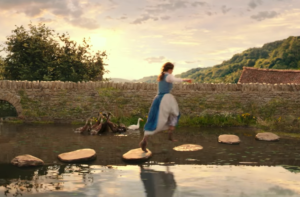 Beauty And The Beast new clip: watch Emma Watson sing 'Belle'