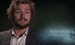 Marvel's Iron Fist new featurette introduces Danny Rand