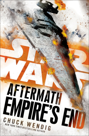 Chuck Wendig on ending the Aftermath Trilogy With Empire's End