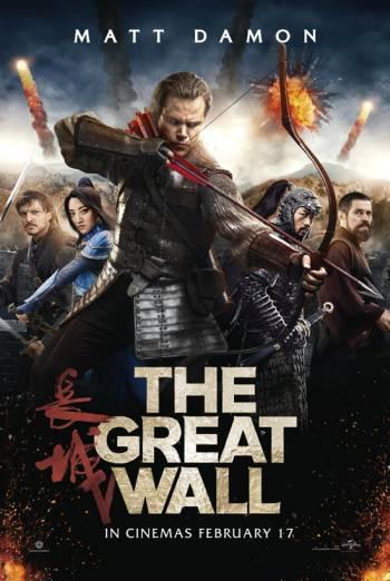 The Great Wall film review: Matt Damon versus monsters