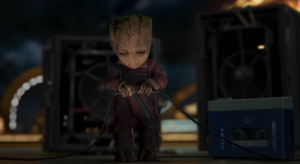 Guardians Of The Galaxy Vol 2 new TV spot has more quality Baby Groot