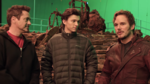 Avengers: Infinity War goes behind the scenes in this featurette