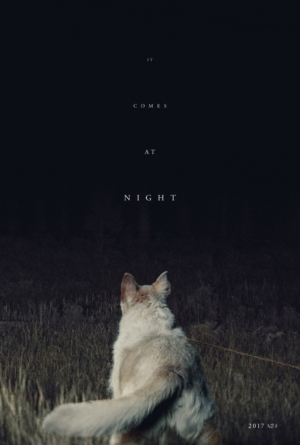 It Comes At Night poster for Joel Edgerton horror is super creepy