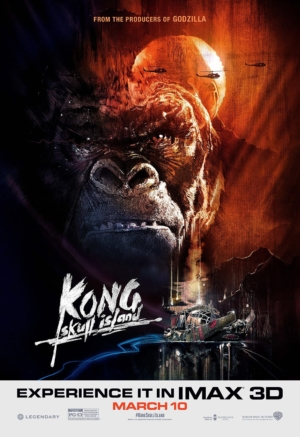 Kong: Skull Island new IMAX poster does it again