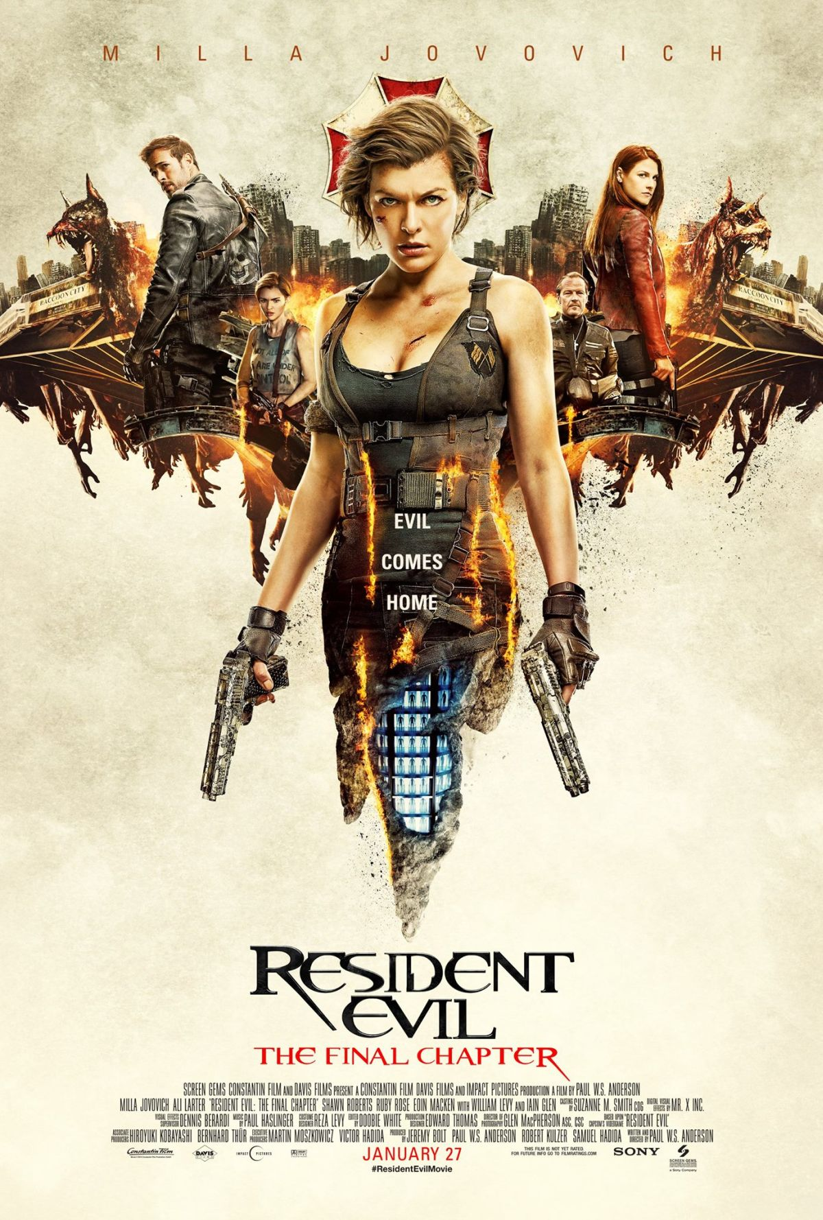 Resident Evil: The Final Chapter review: Hello, Alice, and goodbye