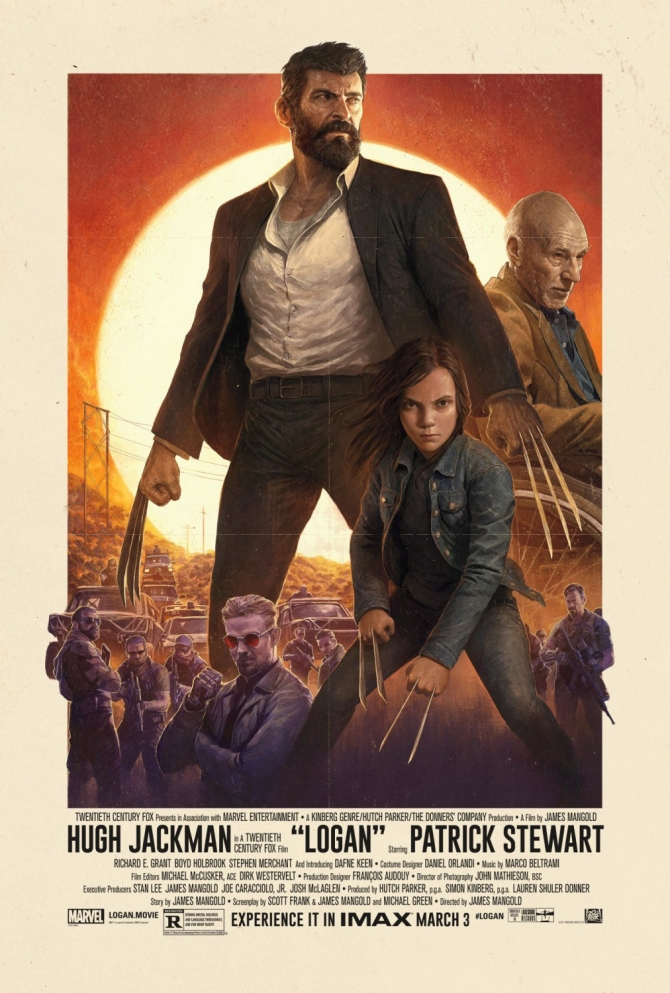 Logan film review: down to the bone