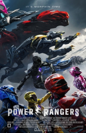 Power Rangers new poster gears up for morpin' time